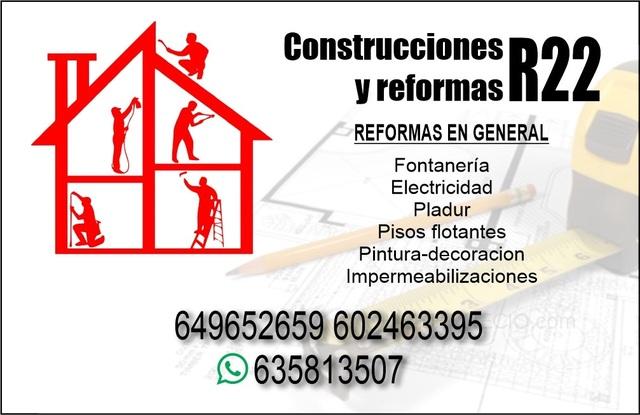 Se Realizan Trabajos De Reformas