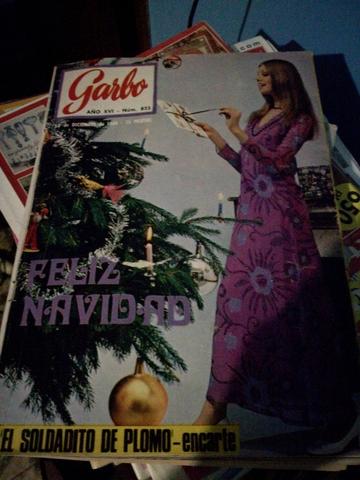 Revistas Garbo Antiguas