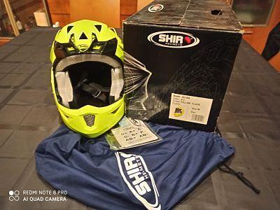 Casco Shiro Sh204 Down Hill/Ski/Mtb/Free