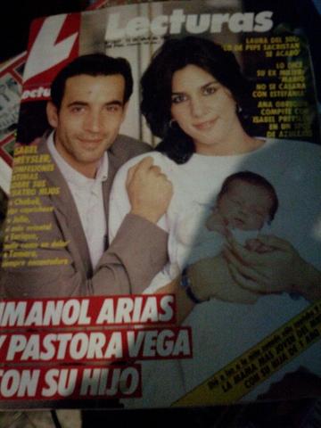 Revistas Lecturas Antiguas