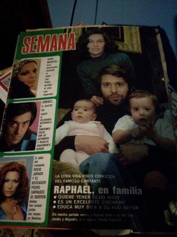 Revistas Semana Antiguas