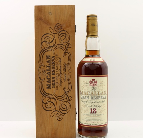 Whisky Macallan Compro