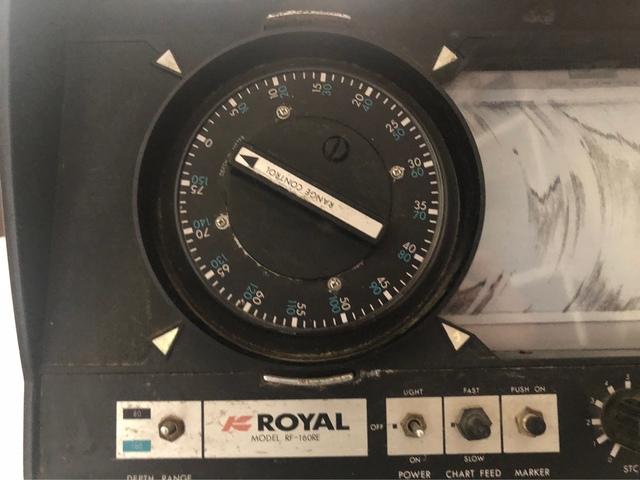 SONDA NAUTICA ROYAL MODELO RF-160RE - foto 1