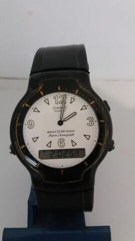 Reloj Casio Aw-33 Modulo 304 Japan
