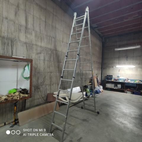 Escalera De Aluminio ,  Profesional