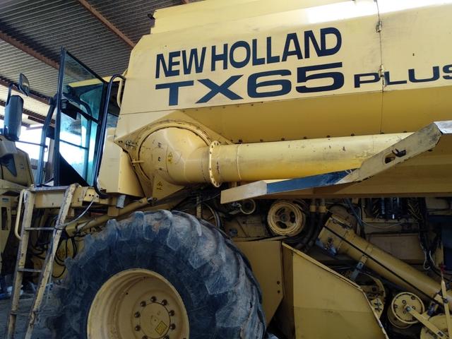 NEW HOLLAND TX 65 PLUS - foto 5