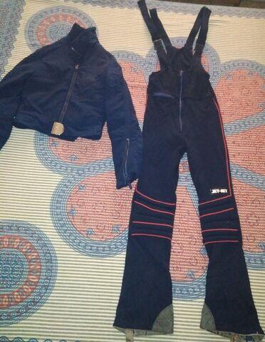 Chaqueta Y Pantalón Para Esquiar