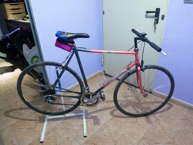 Bici De Carretera Con Manillar Mtb