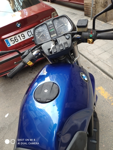 BMW - K75 - foto 5