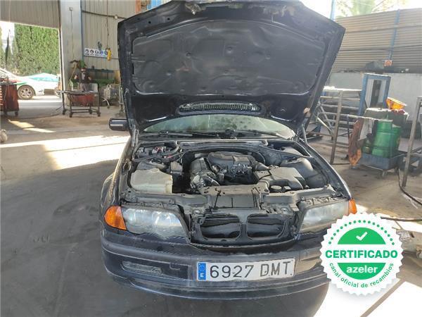 SILENCIOSO BMW SERIE 3 BERLINA E46 1998 - foto 1