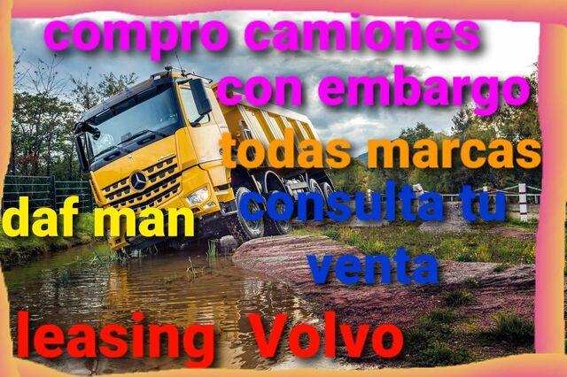 CAMIONES CON EMBARGO BAJA DEFINITIVA ETC - foto 1