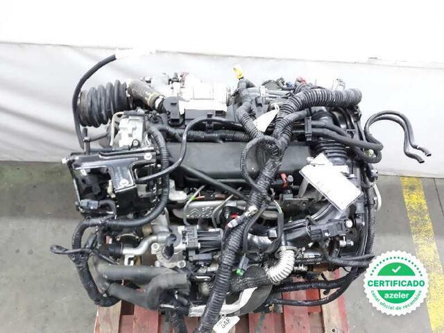 MOTOR COMPLETO FORD FOCUS TURN CB8 - foto 2