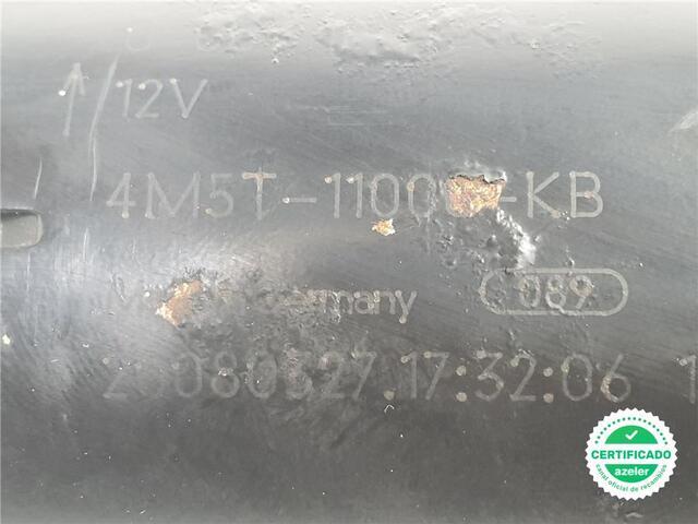 MOTOR COMPLETO FORD FOCUS TURNIER CB4 - foto 4