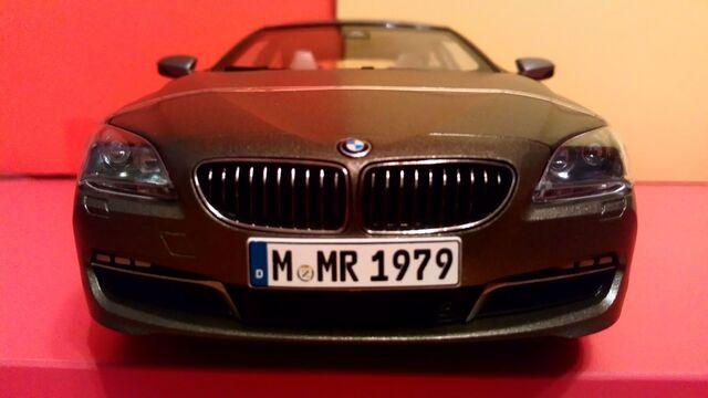 Bmw-6. Gran Coupe