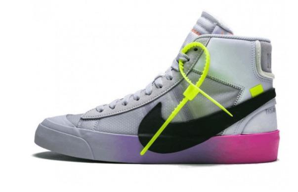 ansiedad completamente interferencia  MIL ANUNCIOS.COM - Bambas Off White Nike Blazer