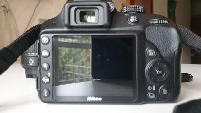CAMARA REFLEX NIKON D3300+OBJETIV 18-105 - foto 4