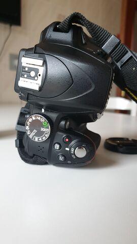 CAMARA REFLEX NIKON D3300+OBJETIV 18-105 - foto 5