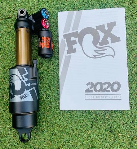 NUEVO FOX  FLOAT X2 KASHIMA 250X70MM 202 - foto 1
