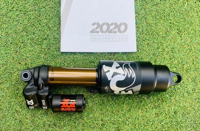 NUEVO FOX  FLOAT X2 KASHIMA 250X70MM 202 - foto 2