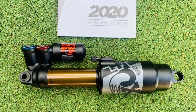 NUEVO FOX  FLOAT X2 KASHIMA 250X70MM 202 - foto 3