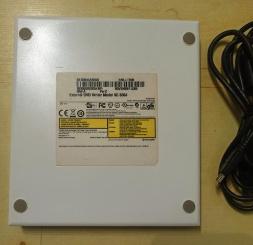 DISQUETERA EXTERNA USB SAMSUNG - foto 4