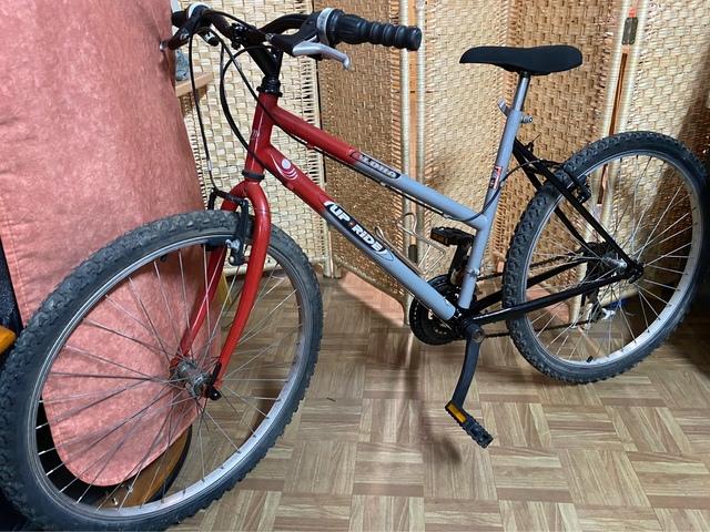 Bicicleta De Montaña 26 Pulgadas.
