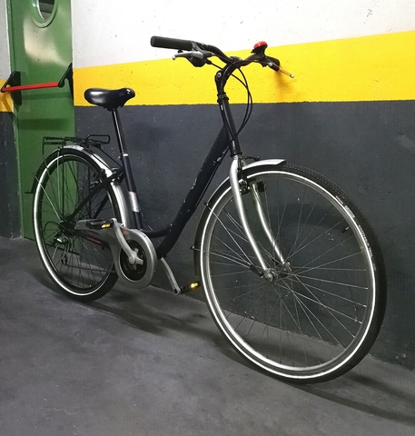 Bicicleta Urbana Orbea Berango