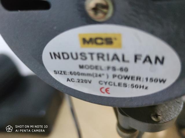 Ventilador Industrial