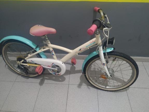 Bici Niña  20 Pulgadas