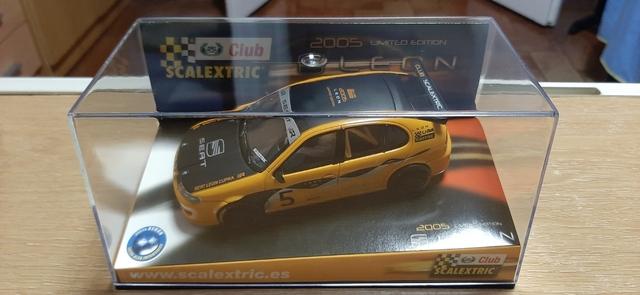 Seat Leon Cupra Scalextric Edición 2005
