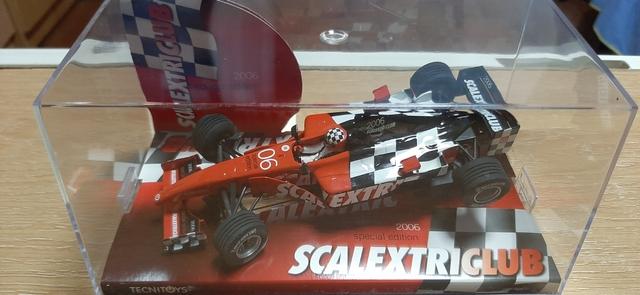 F1 Scalextric Edición 2006