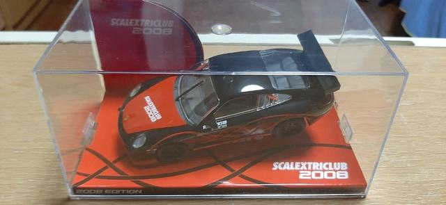 Porsche Scalextric Edición 2008