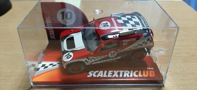 Wolskagen Touraeg Scalextric Edición 10