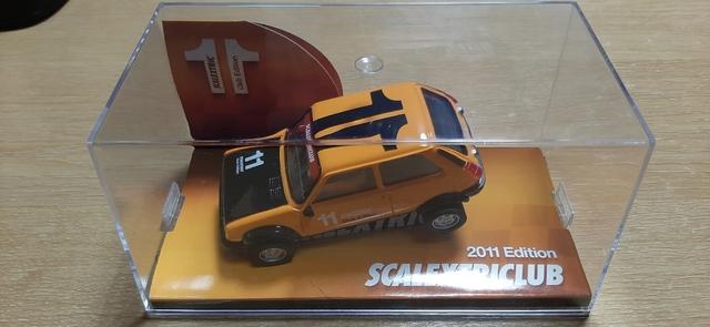 Renault 5 Scalextric Edición 2011