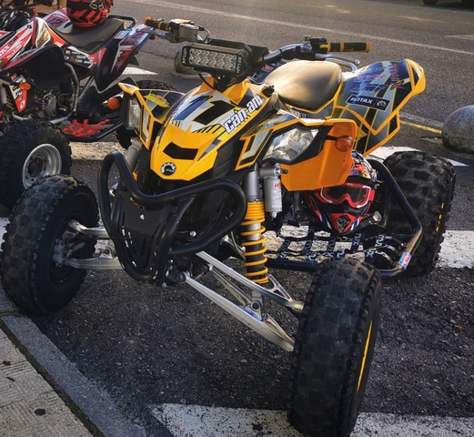 CAN AM - 450 DS - foto 1