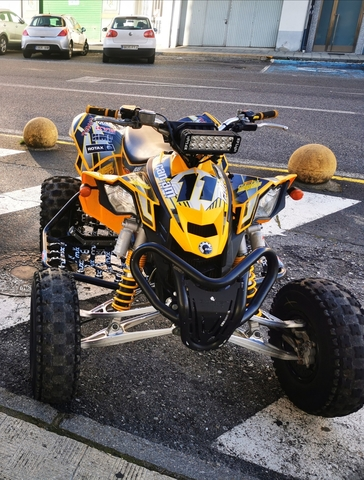 CAN AM - 450 DS - foto 2