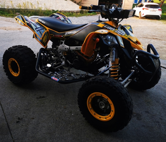 CAN AM - 450 DS - foto 3