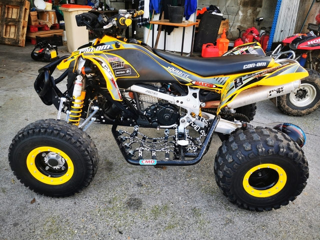 CAN AM - 450 DS - foto 4