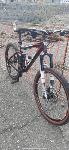 Bicicleta Trek Muy Buen Estado