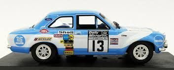 Ford Escort Mk1 Rac  Rally 1973 1:43