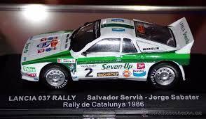 Lancia 037 Rallye Cataluña 1986 1:43