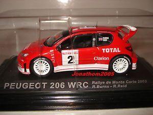 Peugeot 206 Wrc 2003