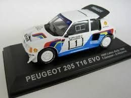 Peugeot 205 T16   1986