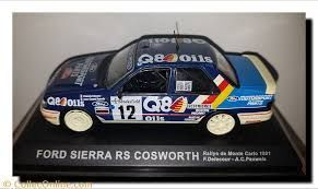 Ford Sierra Rs Coswort   1991 1:43