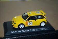 Seat Ibiza Kit Kar  Monte Carlo 1989
