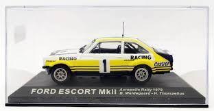 Ford Escort Mkii Acropolis 1979 1:43