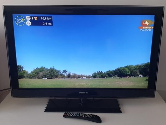 TV SAMSUNG HD 40 PULGADAS - foto 1