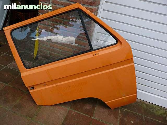 PUERTA VW T3 Y SYNCRO - foto 1