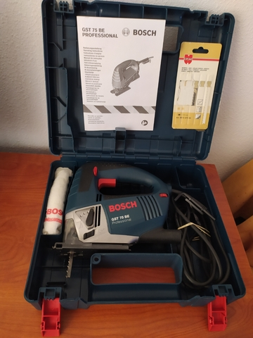 Caladora Bosch Gts 75 Professional