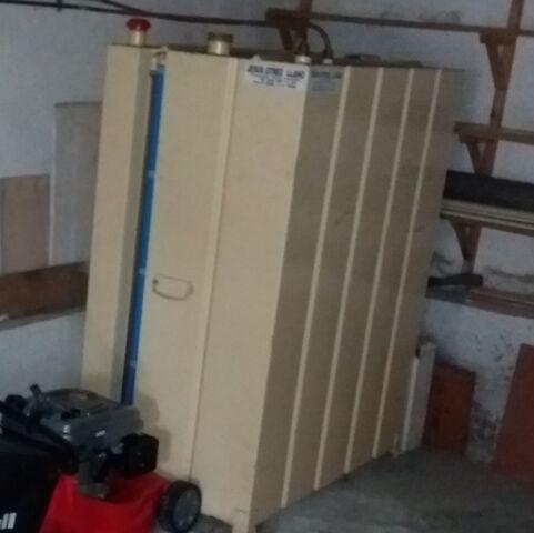 Deposito Para Gasoil De Chapa
